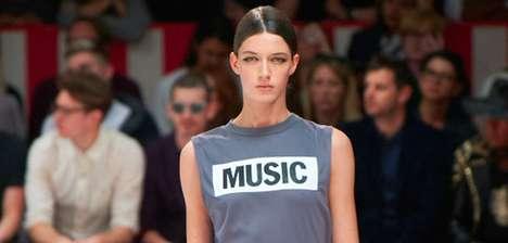 Wordy Fashion Lines