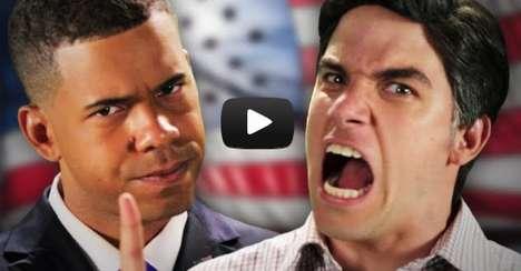 Election Candidate Rap Battles