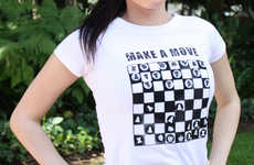 Playable Gameboard Apparel