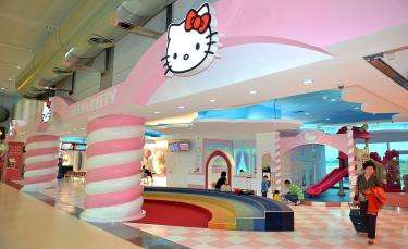 Hello Kitty Lounges