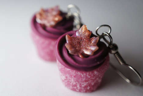 The Heather Wells Food Earrings Will Have Your Mouth Watering