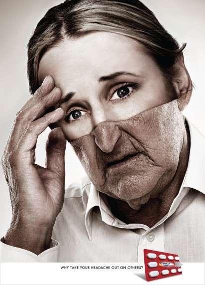 Headache-Transferring Ads