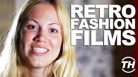 Retro Fashion Films