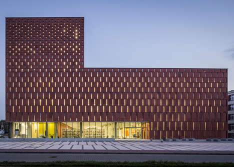 Brick-Resembling Libraries