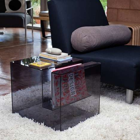 Transparent Niche Furniture