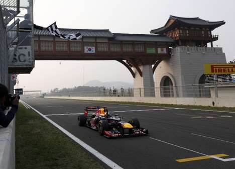 The Infiniti FX Vettel Edition (SPONSORED)