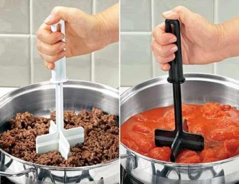 Time-Saving Kitchen Utensils