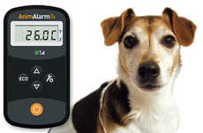 Puppy Temperature Car Monitors - The AnimAlarm Protects Your Pooch from Perishing