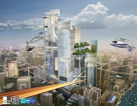 Futuristic City Makeovers