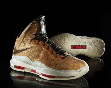 Corkboard Slam Dunk Sneakers