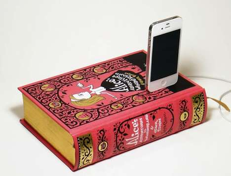Literary Smartphone Chargers