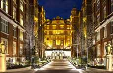 Refurbished Royal Accommodations - St. Ermin's Hotel Voted the Top Secret Luxury Location in London