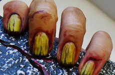 Menacing Undead Manicures
