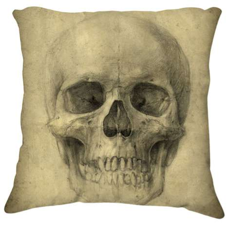 Creepy Couture Cushions