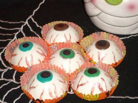Gruesome Edible Eyeballs