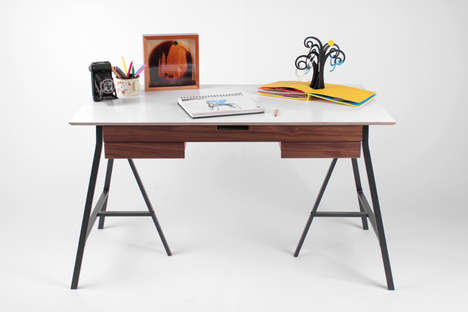 Architect-Inspired Workstations