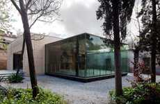 Sleek Spanish Galleries - The El Greco Museum Work with an Antiquated XVI Century Home