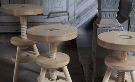 Self-Conscious Contemporary Furniture