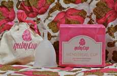 Empowering Hygiene Businesses - The Ruby Cup is a Sustainable Personal Product for Women