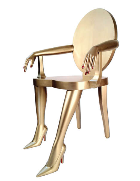 Languid Dame Seating