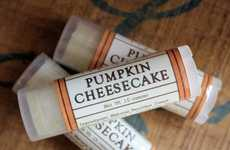 Seasonally Delicious Smackers - The Pumpkin Cheesecake Halloween Lip Balm is an Excellent Gift