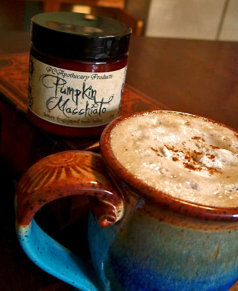 Fall Coffee-Infused Creams