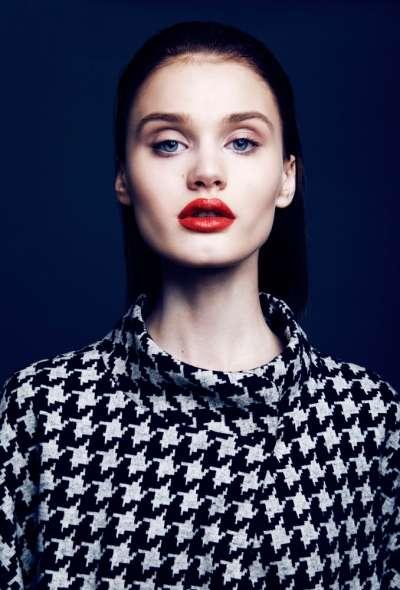 Elegant Actress-Inspired Portraits