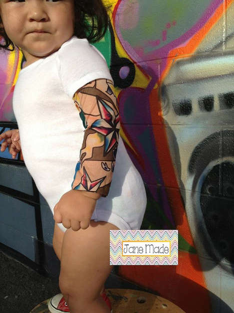 Inked Baby Costumes