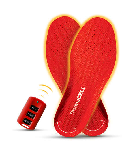 Padded Sole Heaters