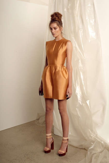 The Ellery Spring 2013 Collection Shines with Exaggerated Lines