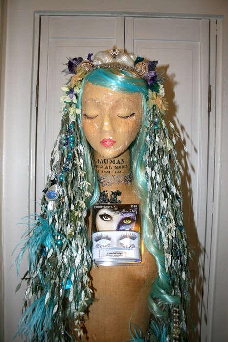 Modernized Mermaid Costumes