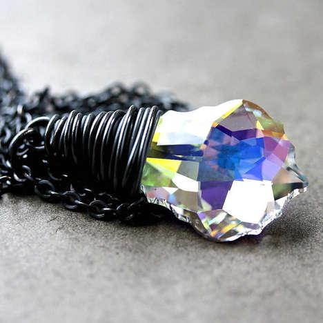 Aurora Borealis-Inspired Adornments