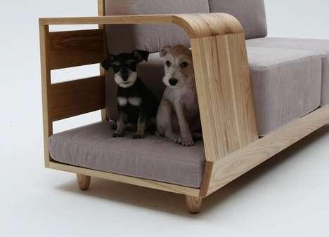 Puppy Human Love Seats