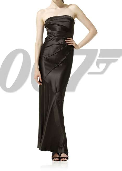 Sultry Bond Girl Fashions