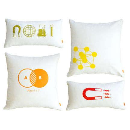 Plush Scientific Cushions