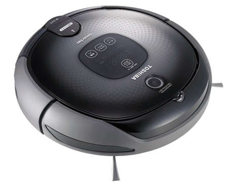 Self-Charging Automatic Vacuums
