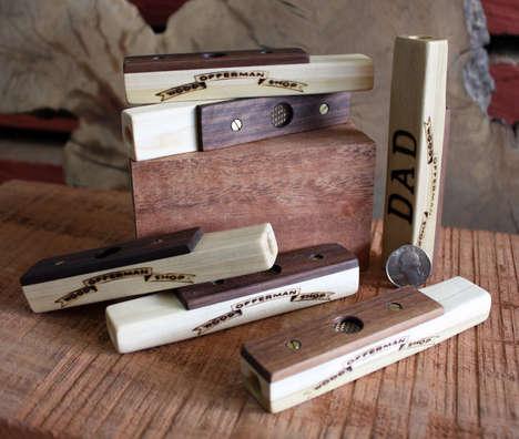 Portable Walnut Instruments