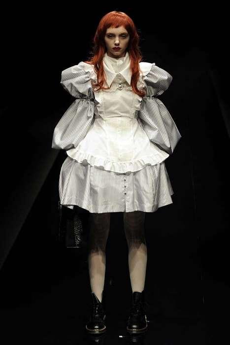 Gothic Fantasy Fashion