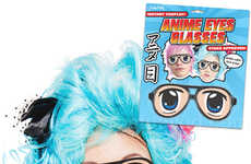 Effortless Cosplay Eyewear - Anime Glasses Make Transforming into Japanese Art Easy and Convenient