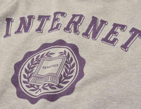 Cyberspace University Clothing