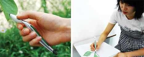 Intuitive Palette Pens