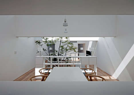 The Machi House by UID Architects is Both Simple and Beautiful