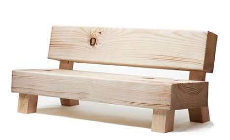 Illusionary Lumber Furnishings