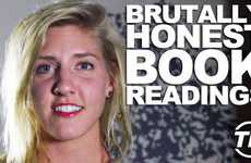 Brutally Honest Book Readings