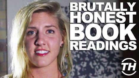 Brutally Honest Book Readings