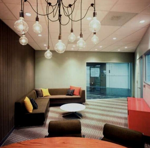 What the Most Innovative Office Spaces Have in Common