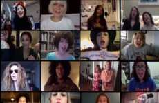 Belting Feminism PSAs - The You Don't Own Me PSA Champions Democrats With Celeb Endorsement