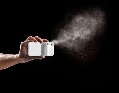 Pepper Spray Smartphone Covers