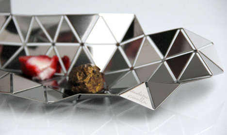 Metallic Malleable Dishware