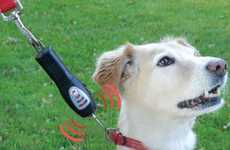 Ultrasonic Puppy Leashes - The DOG-e-Walk Premium Dog Trainer Will Ease Your Pooch Problems